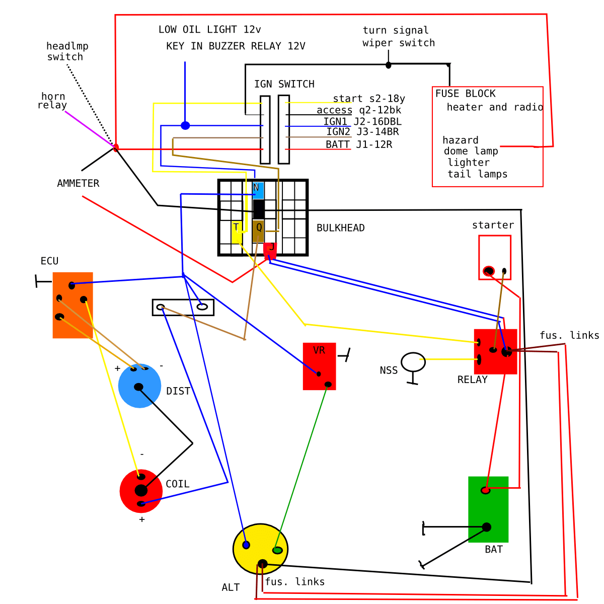 Ly 4168 1970 Plymouth Satellite Wiring Diagram Wiring Diagram