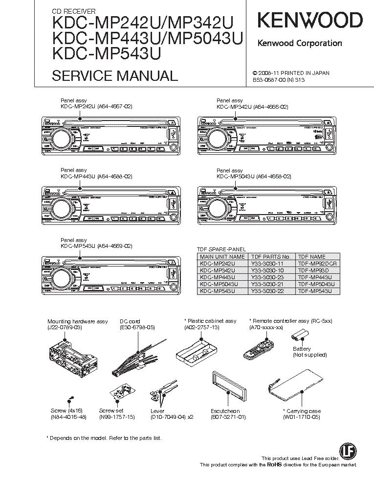 wn5964 kenwood kdc 248u wiring diagram pdf schematic wiring