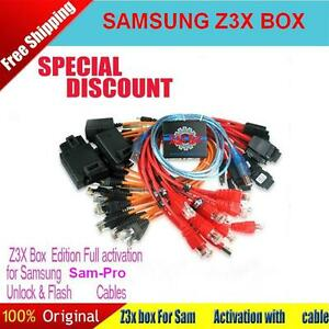 Fabulous Z3X Box For Samsung With Cables Z3X Box Samsung Full Sam Pro Wiring Cloud Overrenstrafr09Org