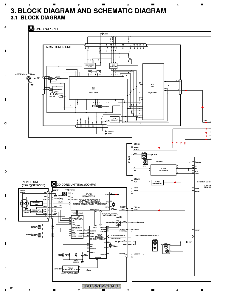 YB_6945] Radio Wiring Diagram Together With Wiring Diagram Pioneer Deh  P480Mp Free DiagramEatte Synk Dict Amenti Para Sianu Verr Verr Acion Inoma Ultr Xeira  Mohammedshrine Librar Wiring 101