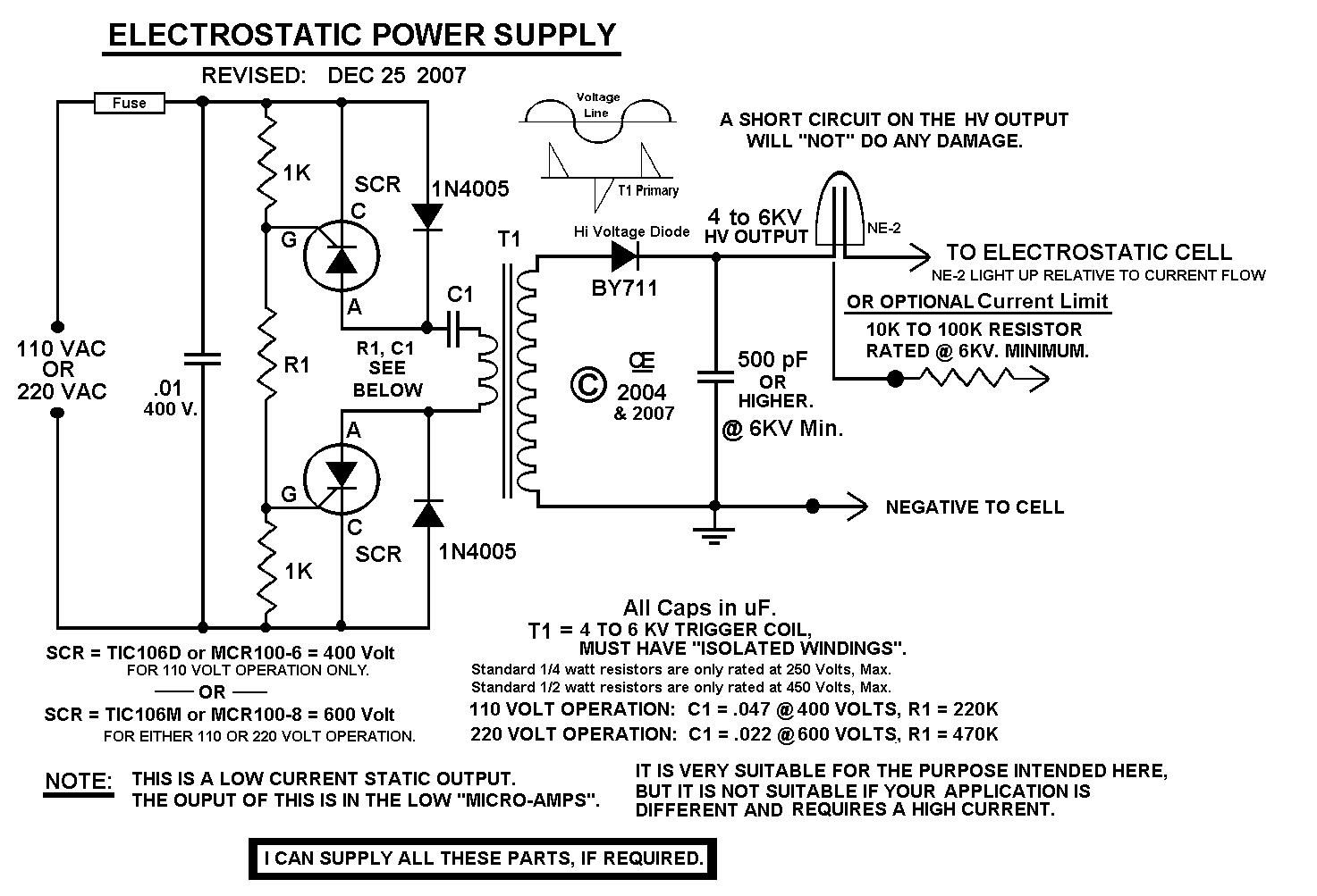 Gv 8761  Wiring Diagram For Air Purifier Free Diagram