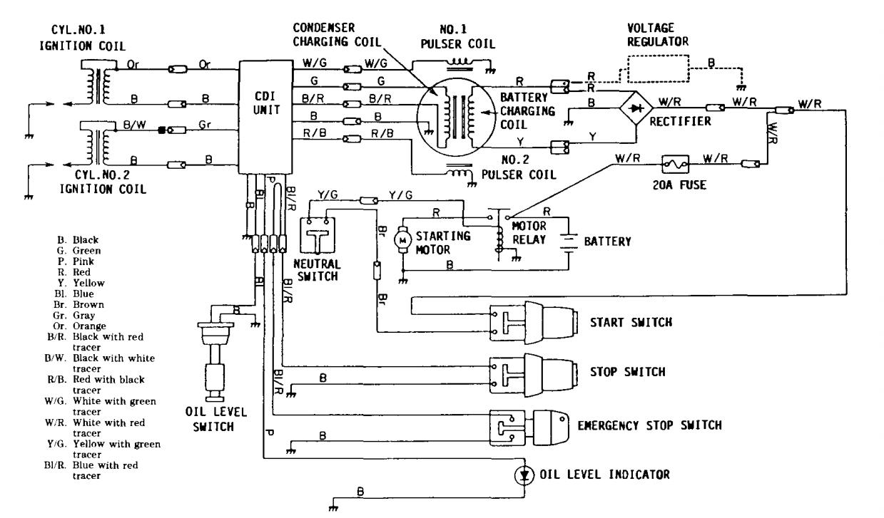 Suzuki Outboard Dt40 Wiring Diagram