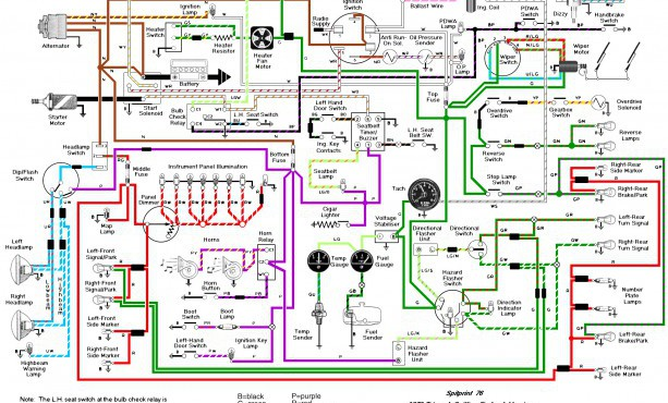 Stratos Wiring Diagram
