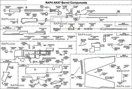 gs_1294] ak 47 diagram schematic wiring ak 47 exploded parts diagram  pneu vira mohammedshrine librar wiring 101