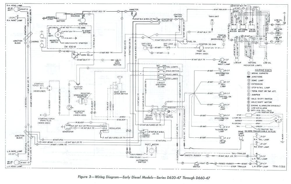 peterbilt speedometer wiring diagram  warn winches