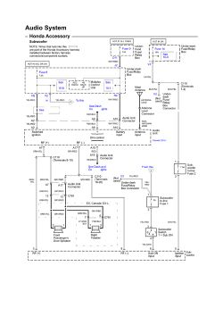 2011 Honda Cr V Wiring Diagram