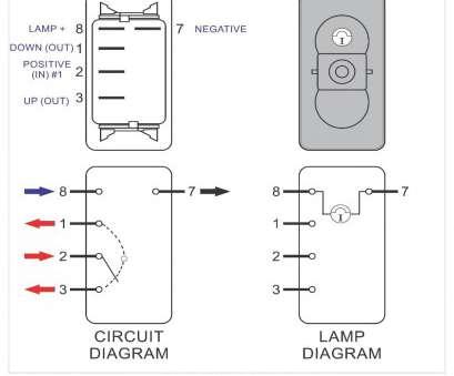 zh3945 toggle switch wiring diagram 12v illuminated rocker
