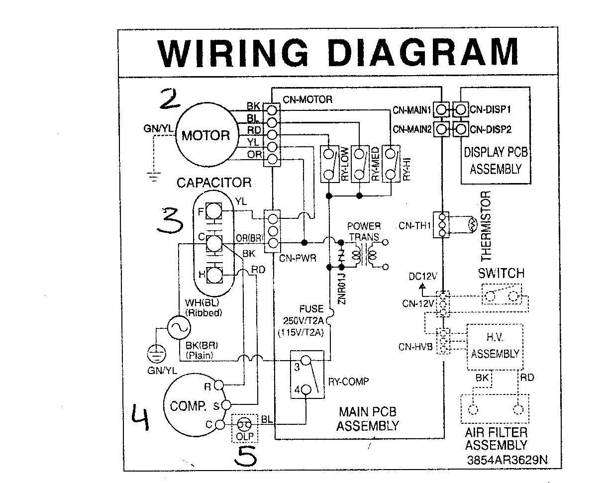 York Affinity Furnace Wiring Diagram