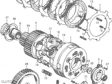 Fn 9104 1969 Honda 90 Wiring Diagram Schematic Wiring