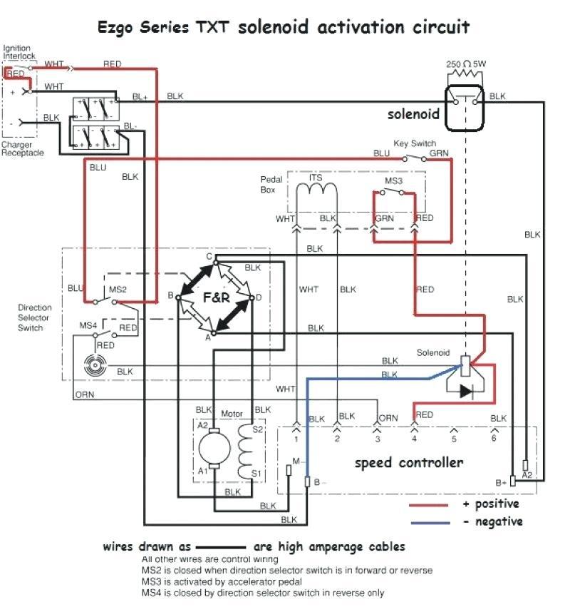 ar1024 2010 ezgo golf cart wiring diagram free diagram