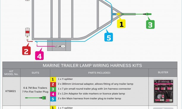 Da 4381 Box Trailer Wiring Australia Schematic Wiring