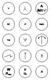 Super Standard Electrical Symbols For Electrical Schematic Diagrams Wiring Cloud Icalpermsplehendilmohammedshrineorg