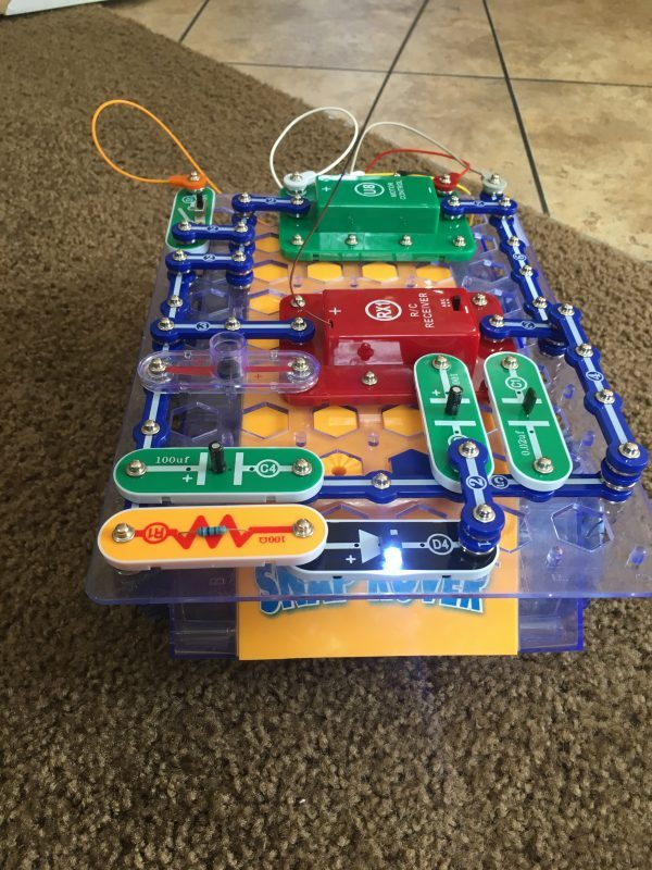 Strange Electricity Snap Circuits Are A Great Starting Point For Kids Age 7 Wiring Cloud Picalendutblikvittorg