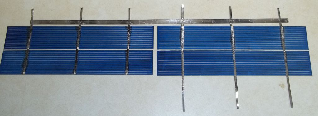 Strange How To Solder Solar Cells Together 6 Steps With Pictures Wiring Cloud Icalpermsplehendilmohammedshrineorg