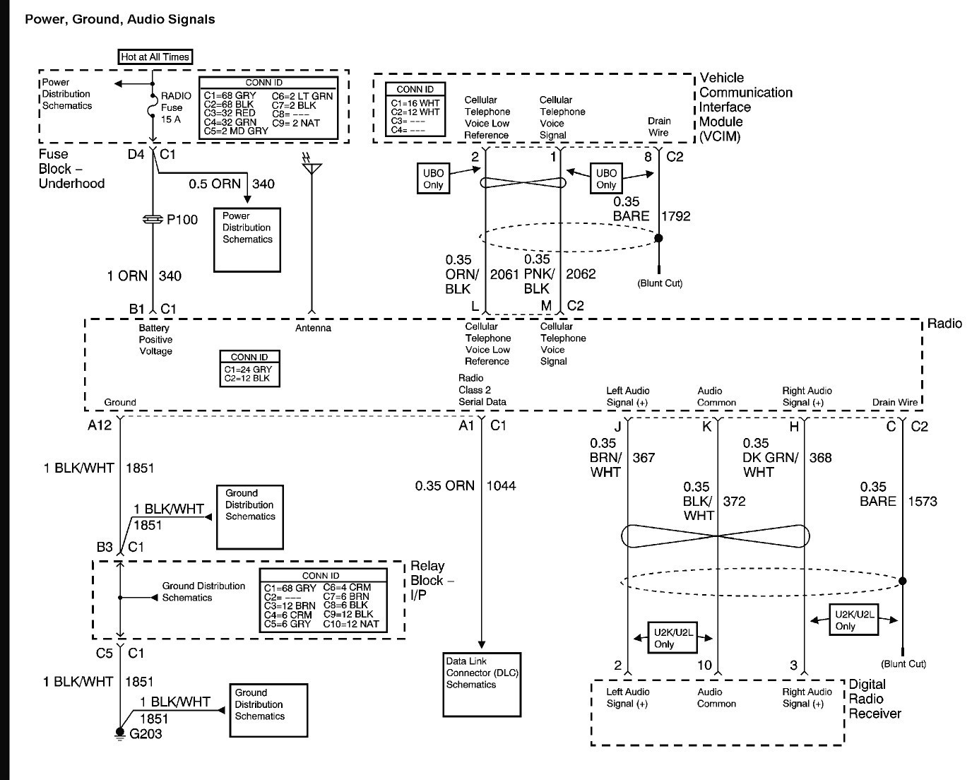 Stereo Wiring Diagram For 2002 Chevy Impala Toyota Highlander V6 Engine Diagram For Wiring Diagram Schematics