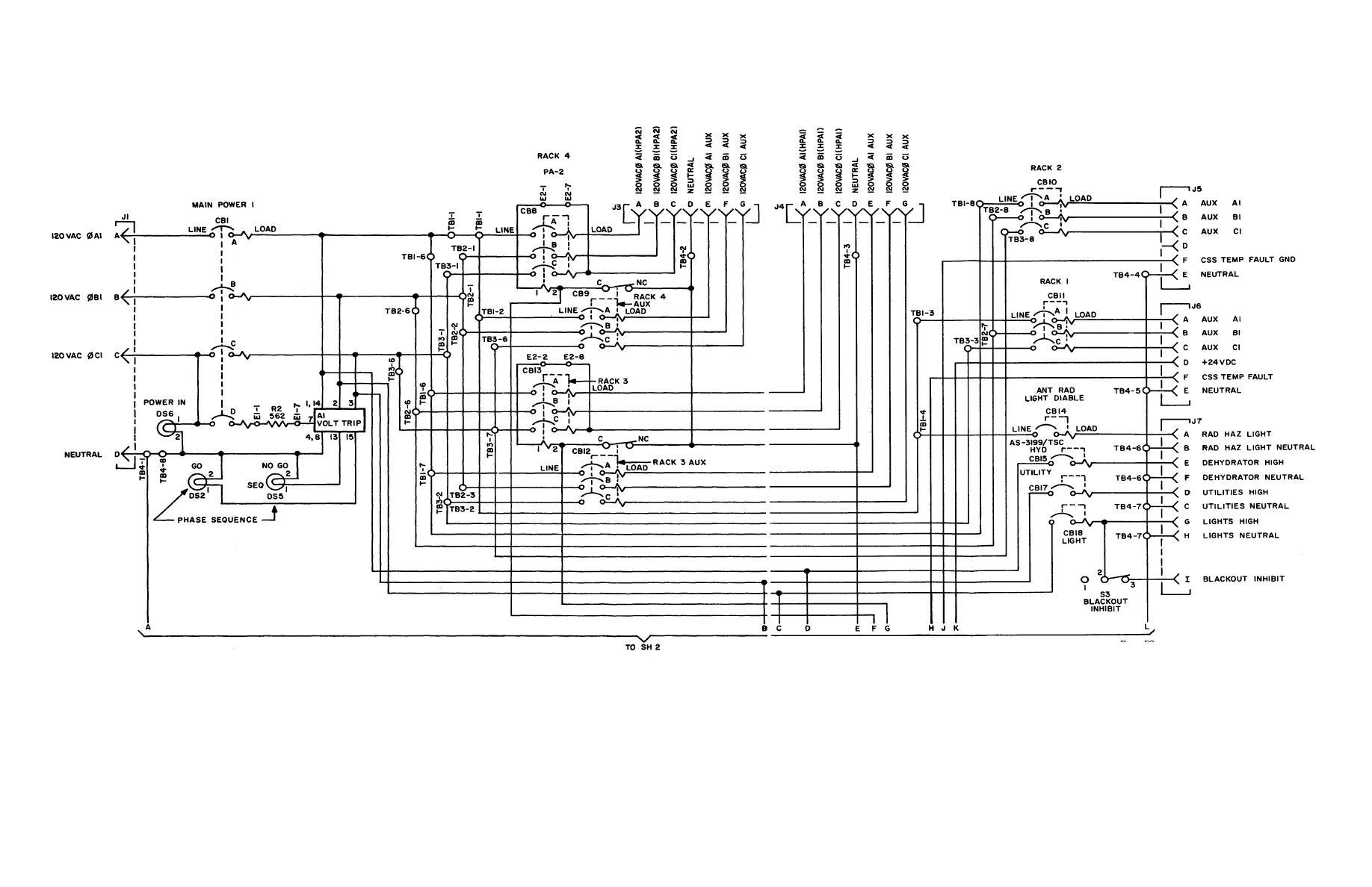 Terrific Power Distribution Wiring Diagrams General Wiring Diagram Data Wiring Cloud Ymoonsalvmohammedshrineorg