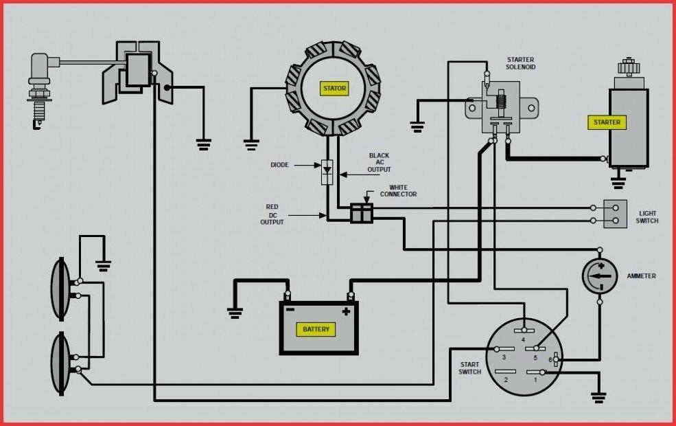 vc9987 wiring diagram for yardman riding mower wiring
