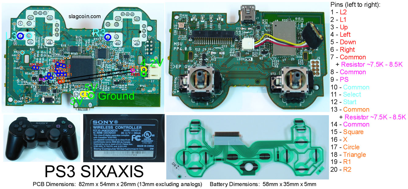 ch_6792] modded ps3 controller wiring diagram schematic wiring  dict hicag tool mohammedshrine librar wiring 101