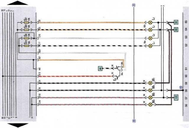 Vw T5 Rear Fog Light Wiring Diagram
