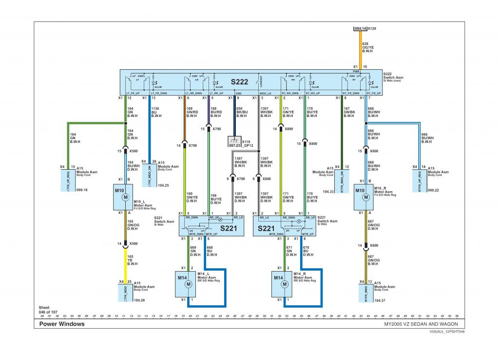 Bh 1974 Vz Headlight Wiring Diagram