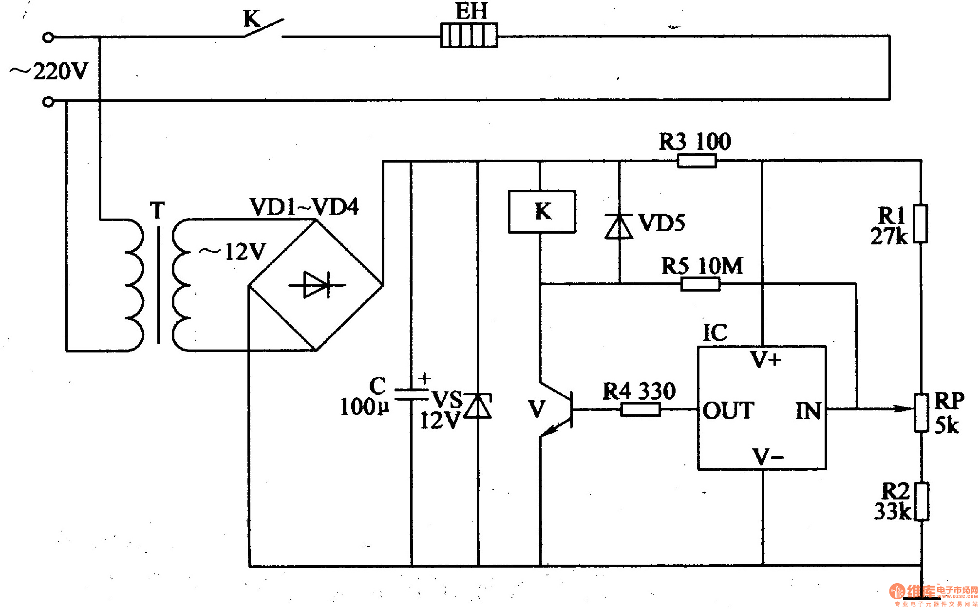 Sh 1743 Eggs Hatching Incubator Circuit Diagram 2