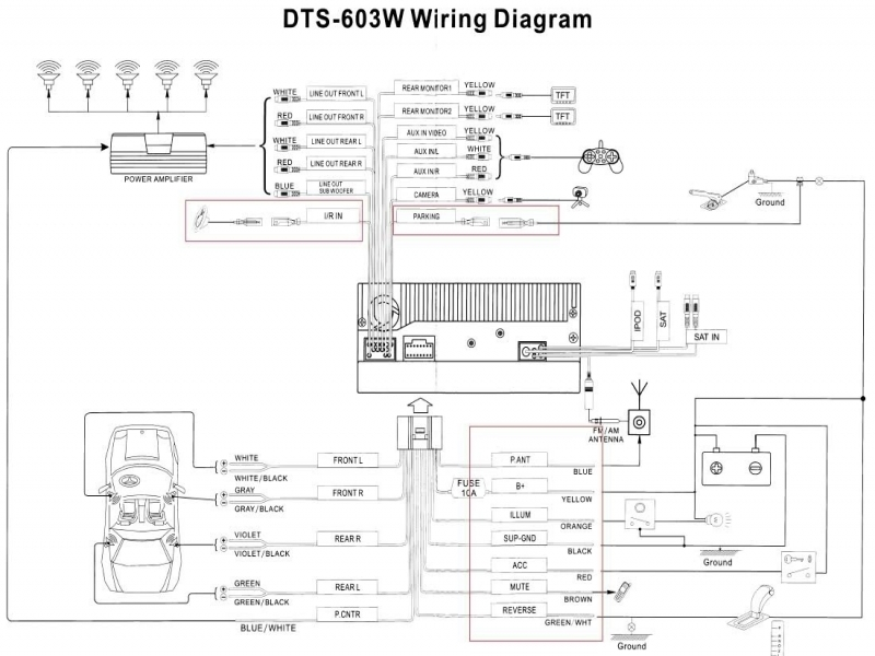 Wiring Diagram 2006 Trailblazer