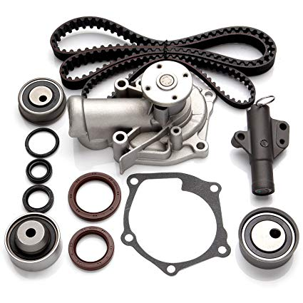 Incredible Amazon Com Eccpp Timing Belt Water Pump Kit Fits 2004 2009 Wiring Cloud Grayisramohammedshrineorg