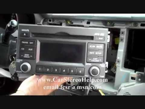 Astounding How To Kia Optima Car Stereo Removal 2006 2010 Replace Repair 6 Cd Wiring Cloud Counpengheilarigresichrocarnosporgarnagrebsunhorelemohammedshrineorg