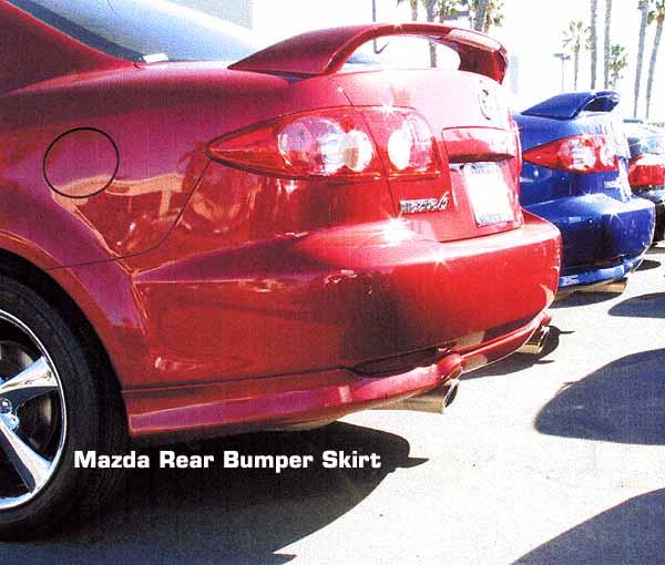 Super Power Pulse Exhaust System For 03 08 Mazda 6 Sedan Hatchback Wiring Cloud Filiciilluminateatxorg