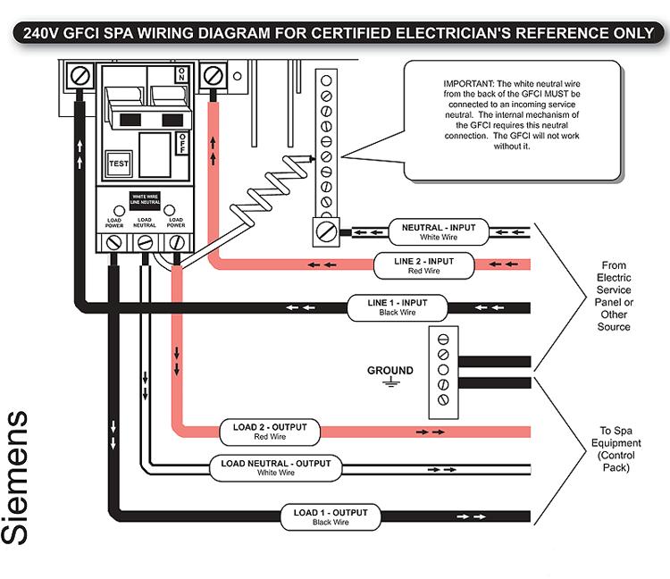LS_0094] 220V Gfci Breaker Wiring DiagramWazos Boapu Mohammedshrine Librar Wiring 101