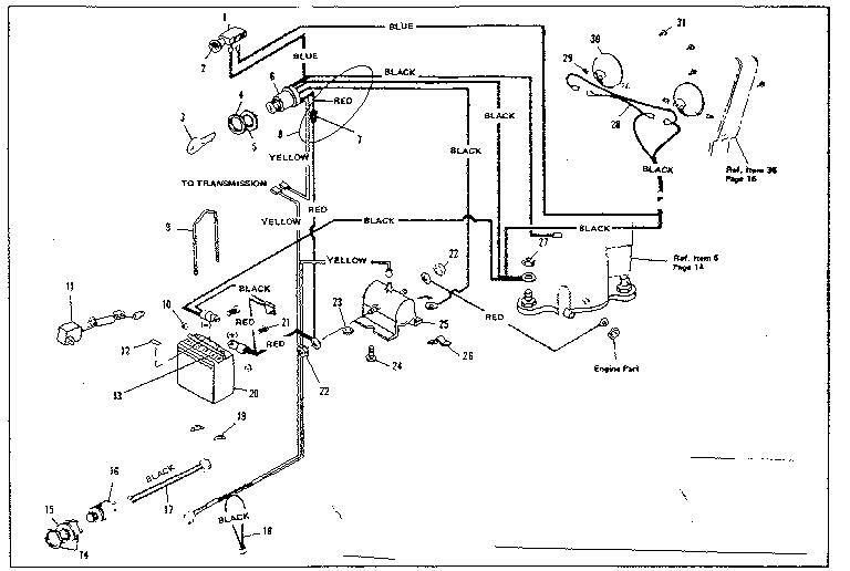 simplicity lawn mower wiring diagram xl 0219  simplicity lawn mower wiring diagram download diagram  simplicity lawn mower wiring diagram