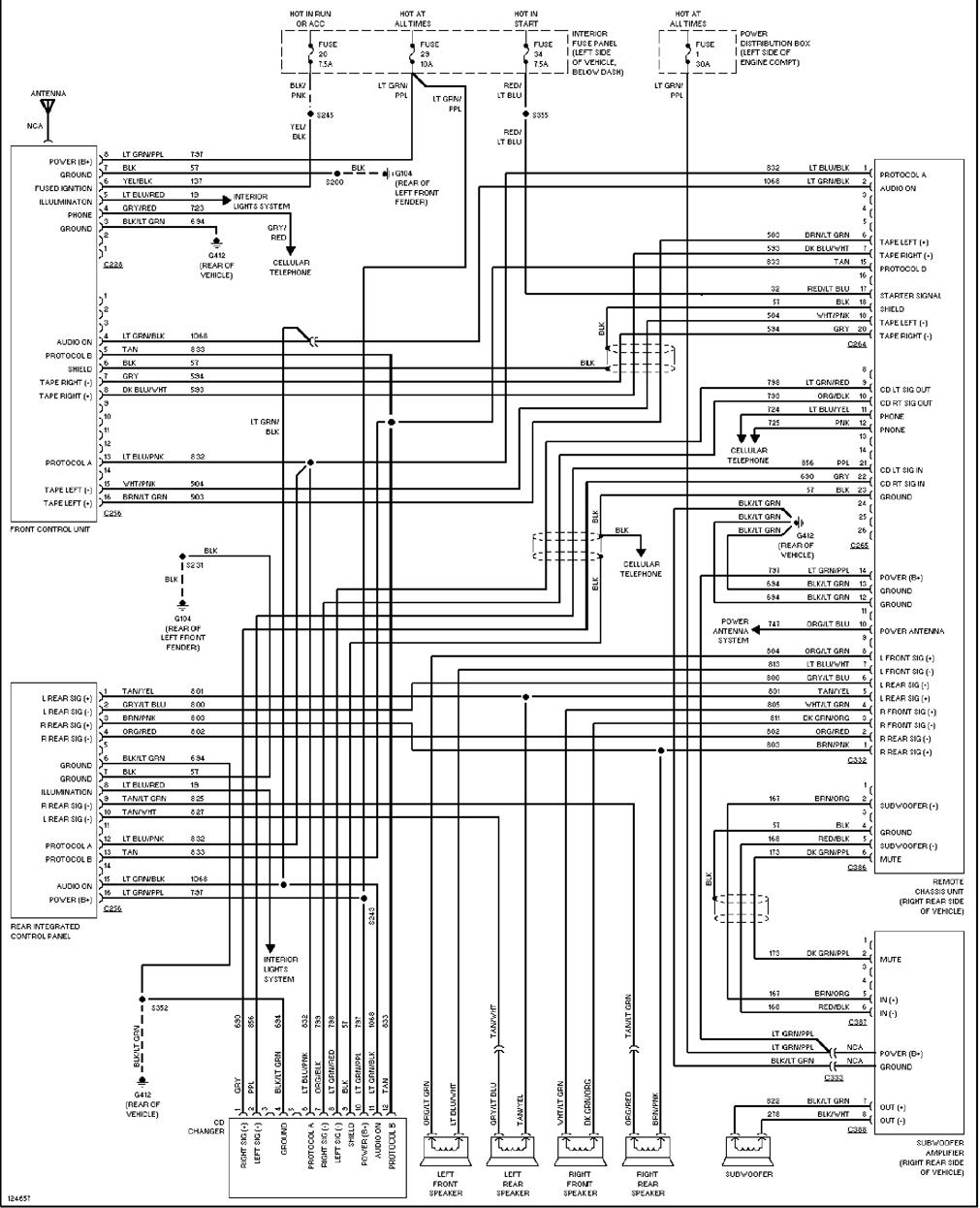 1999 Explorer Wiring Diagram Wiring Diagram Few Across Few Across Graniantichiumbri It