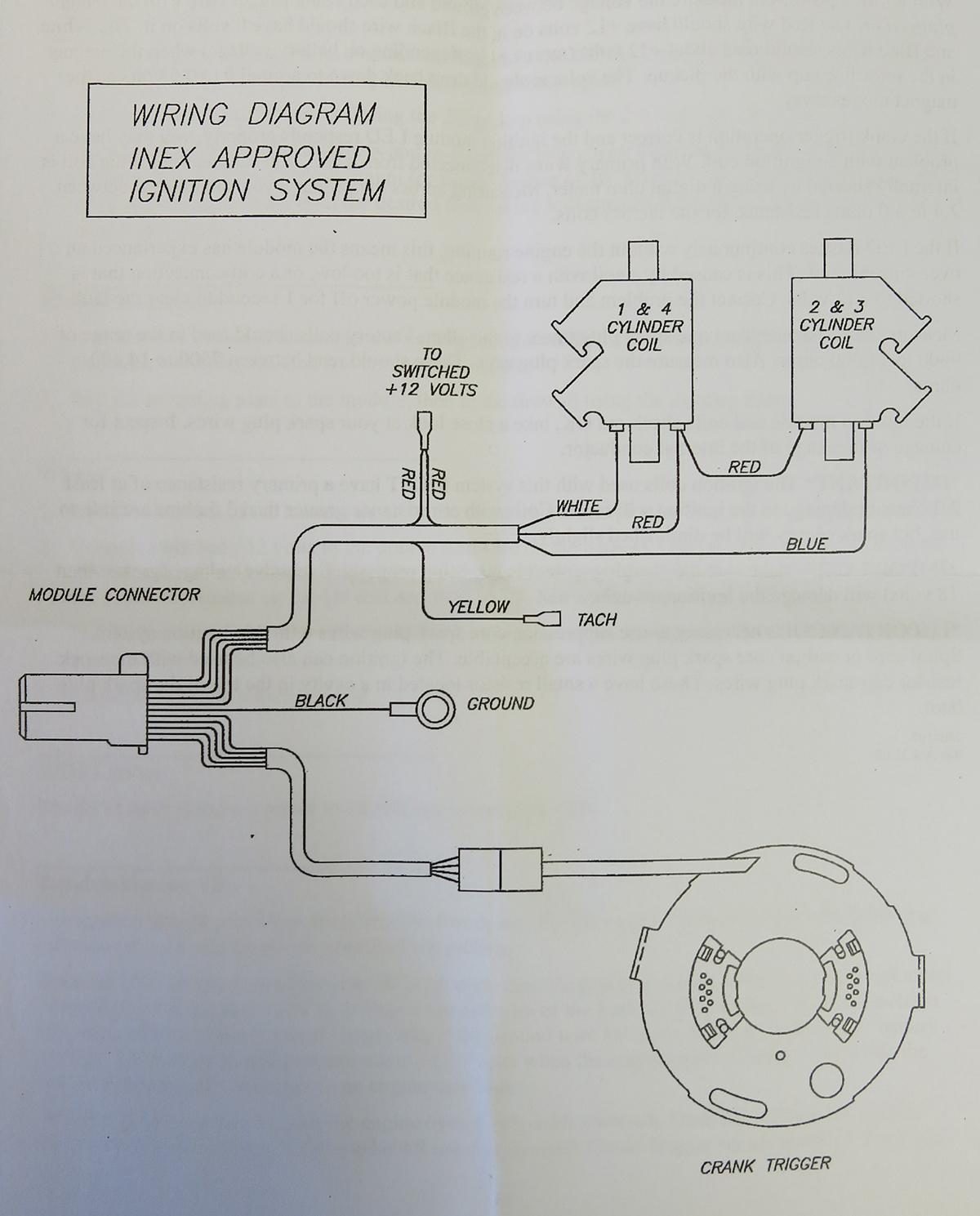 Sr 1284  600 Legend Race Car Wiring Free Diagram