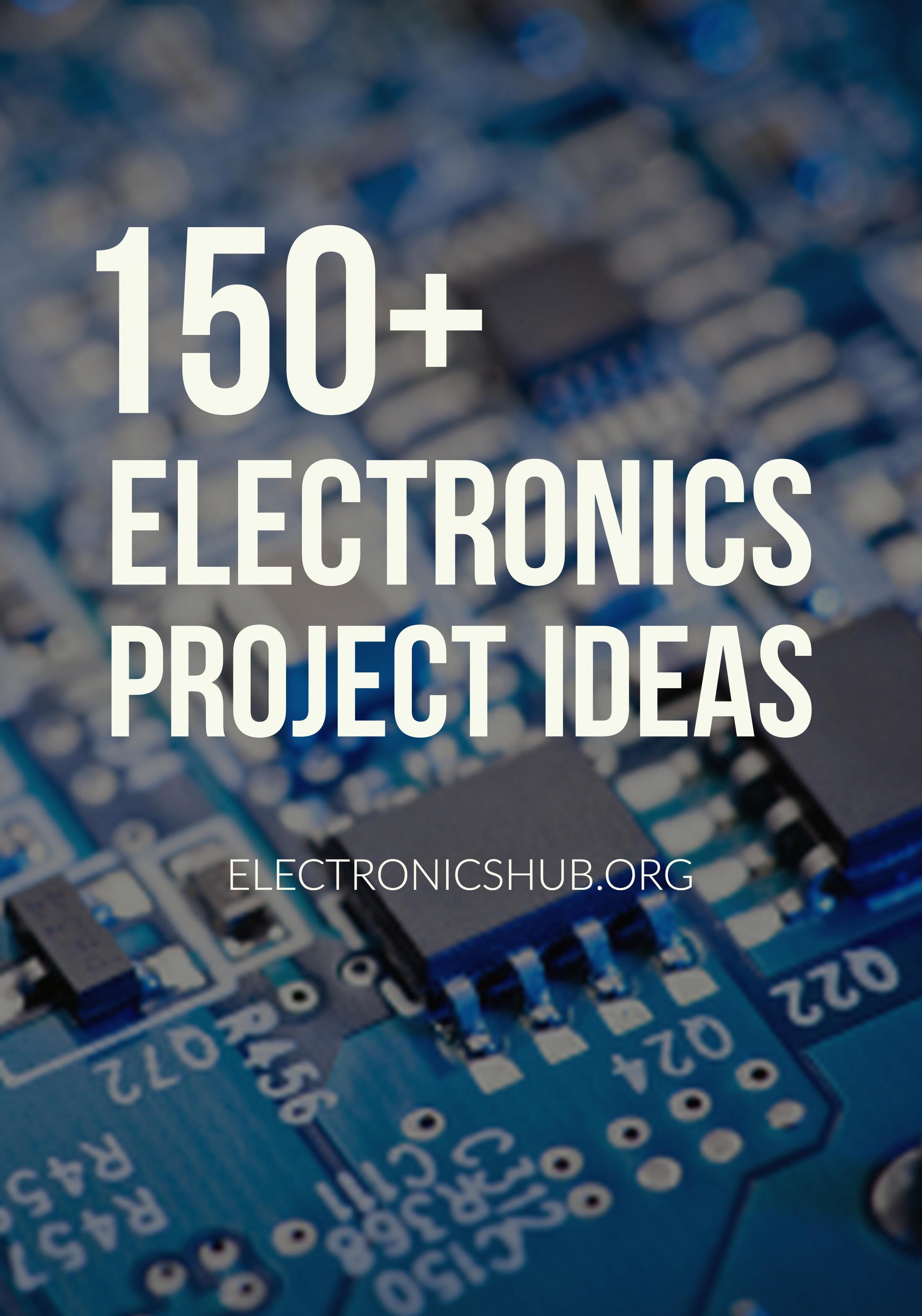 Terrific 150 Electronics Projects For Engineering Students Wiring Cloud Hemtegremohammedshrineorg