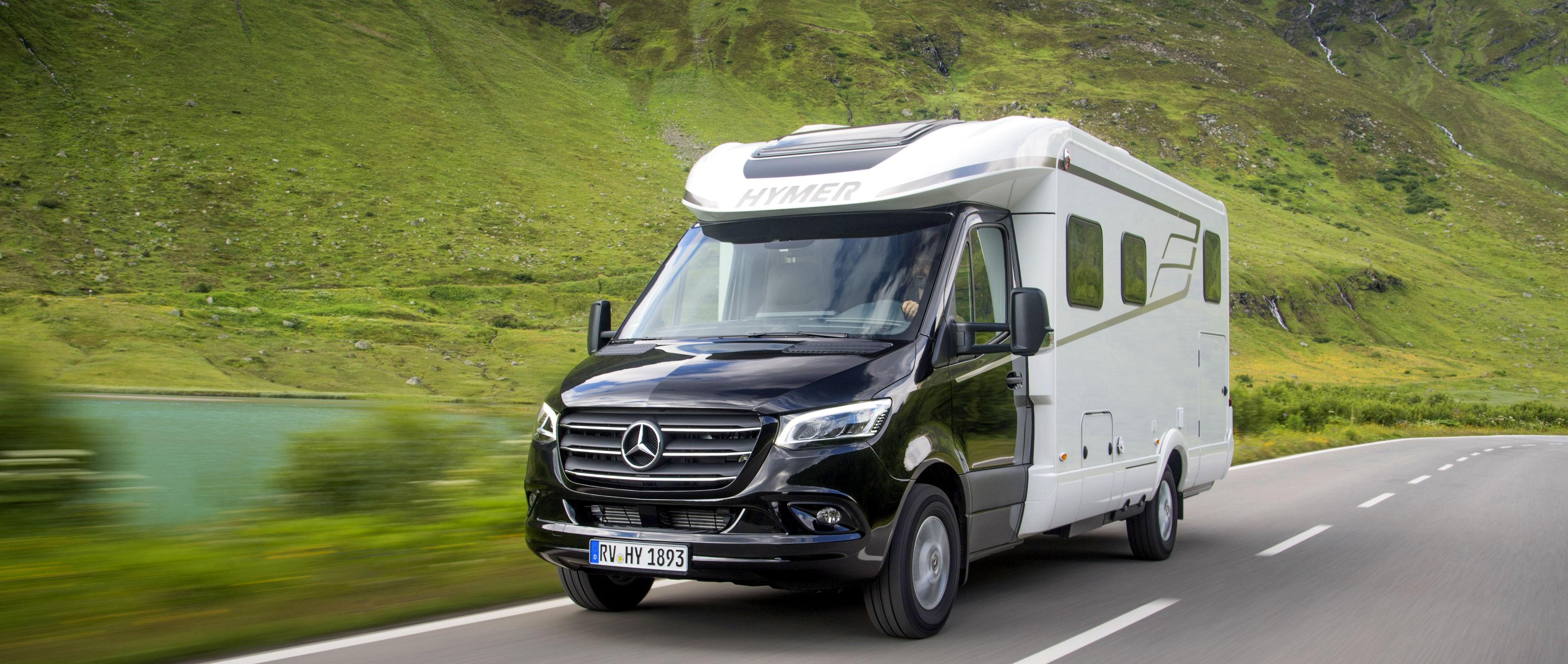 Wondrous Mercedes Benz Sprinter And Hymer Camper Vans Wiring Cloud Xempagosophoxytasticioscodnessplanboapumohammedshrineorg