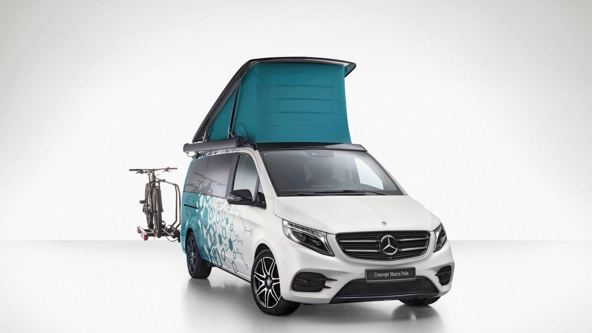 Fantastic Mercedes Shows Off Tech Heavy Camper Vans Fuel Cell Sprinter Wiring Cloud Xempagosophoxytasticioscodnessplanboapumohammedshrineorg