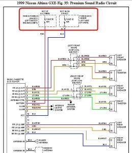 1995 nissan stereo wiring diagram 2005 nissan altima radio wiring diagram garing bali tintenglueck de  2005 nissan altima radio wiring diagram