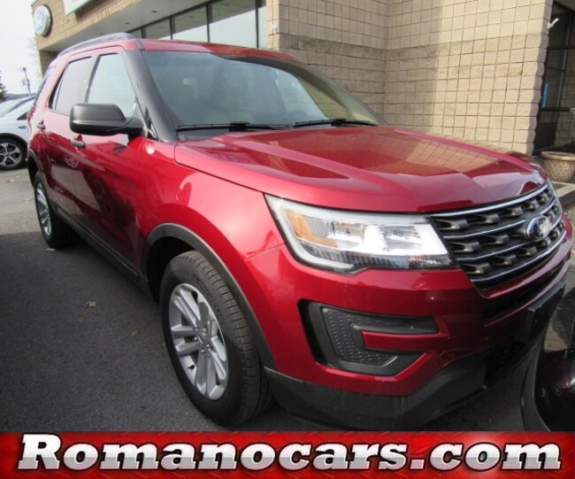 Awesome Used 2016 Ford Explorer For Sale At Romano Ford Vin 1Fm5K8Bh8Ggc45790 Wiring Cloud Xempagosophoxytasticioscodnessplanboapumohammedshrineorg