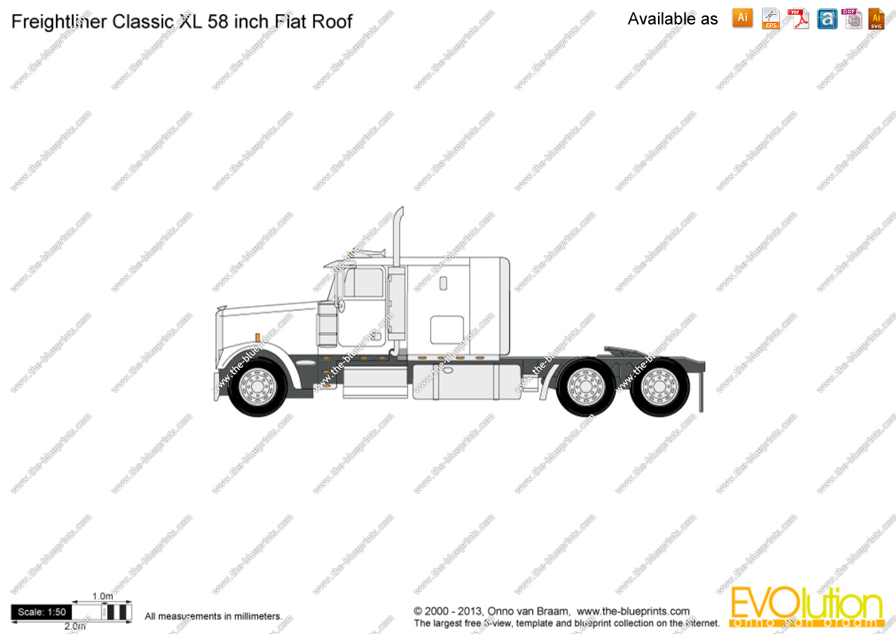 2000 Freightliner Classic Wiring Diagram