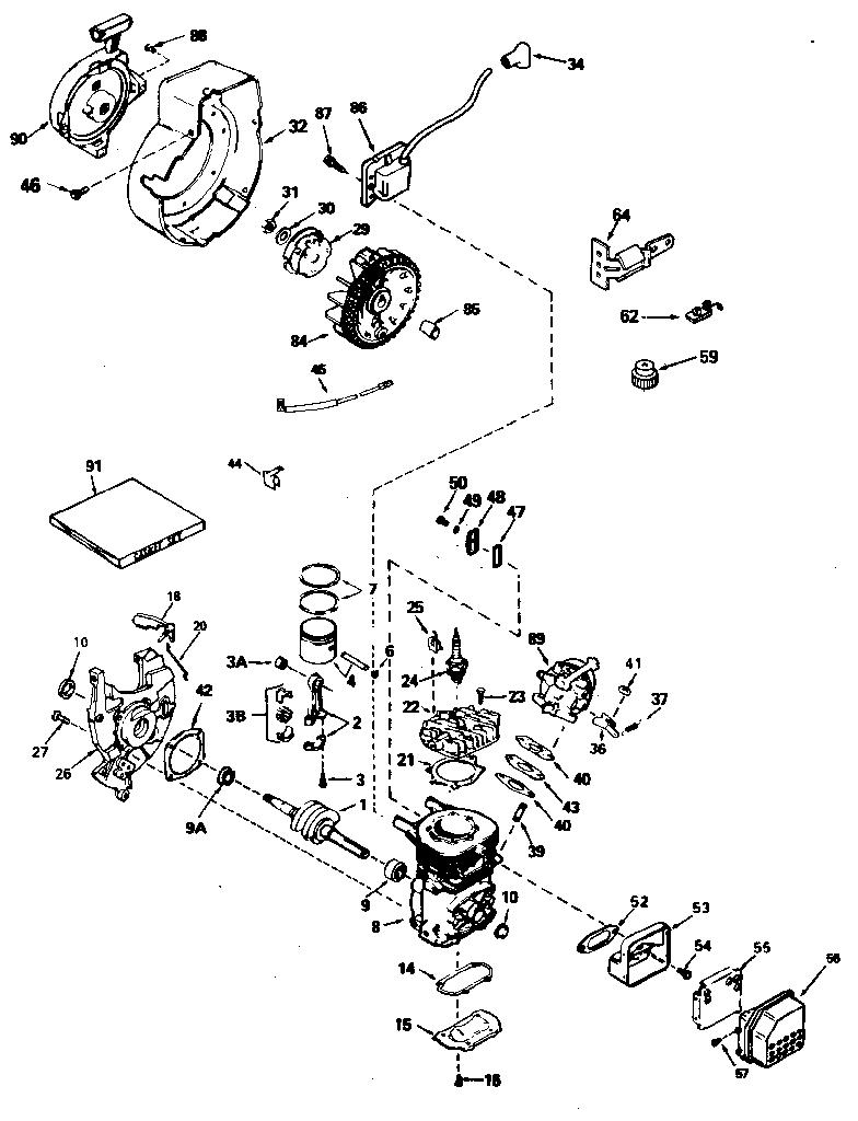 GK_3069] 2 Cycle Engine Parts Diagram Schematic WiringMecad Mohammedshrine Librar Wiring 101