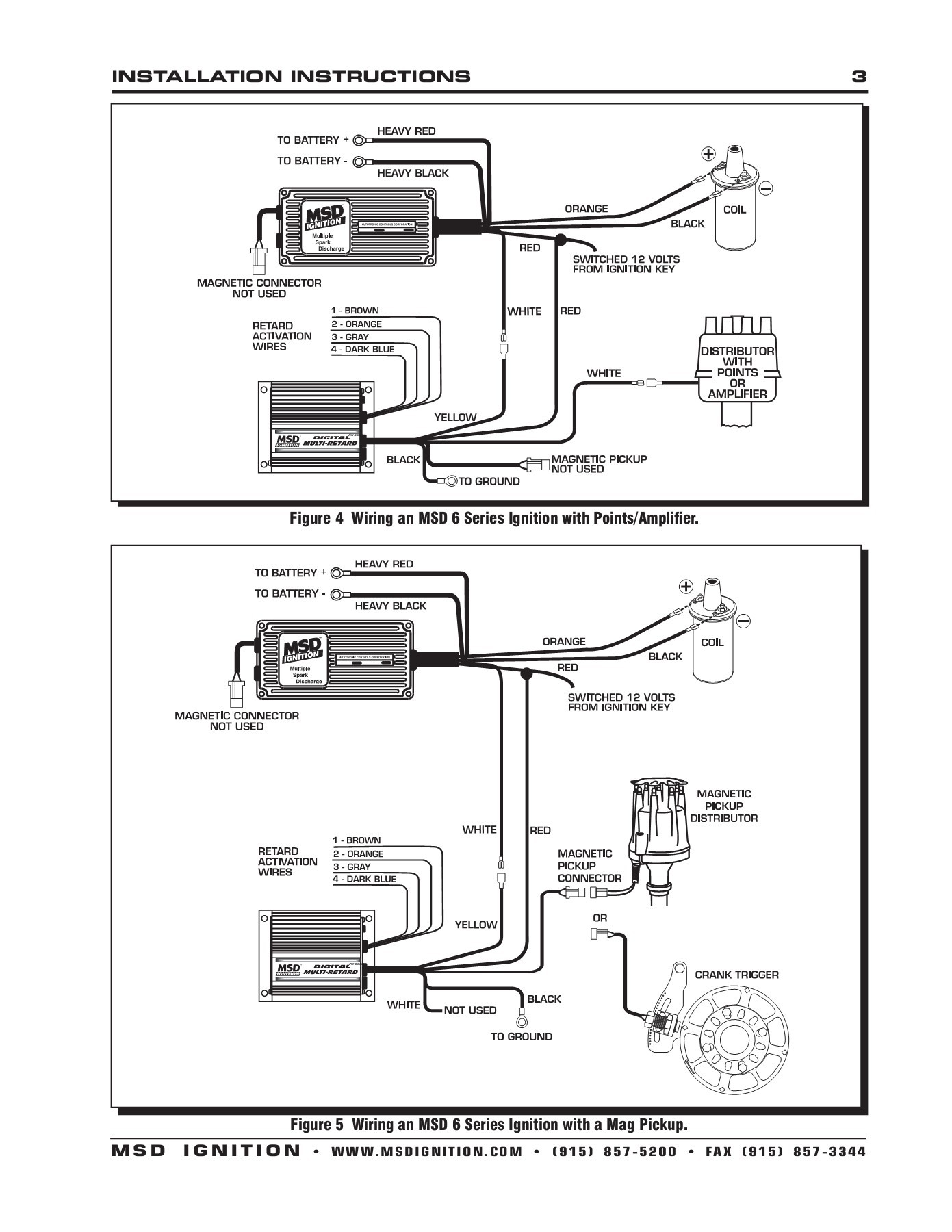 Av 8318 How To Wire A Crank Trigger Wiring Diagram Further