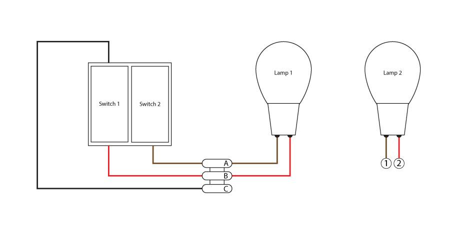 Lr 2318 How To Wire A Double Light Switch Diagram Download Diagram