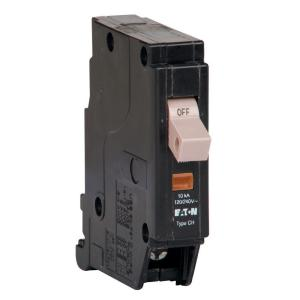 Awe Inspiring Eaton Ch 15 Amp 1 Pole Circuit Breaker With Trip Flag Chf115 The Wiring Cloud Mousmenurrecoveryedborg