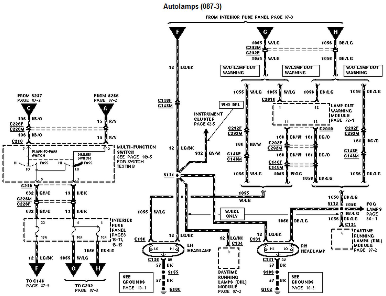 Super 02 Ford Headlight Wiring Diagrams Basic Electronics Wiring Diagram Wiring Cloud Waroletkolfr09Org
