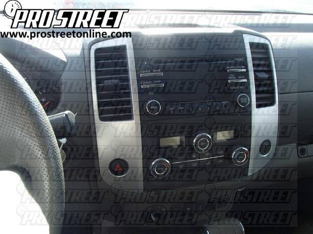 Stupendous How To Nissan Frontier Stereo Wiring Diagram My Pro Street Wiring Cloud Filiciilluminateatxorg
