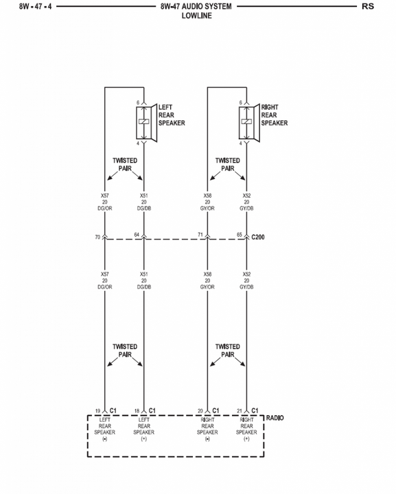Ec 7591 Rear Speaker Wiring Diagram Wiring Diagram