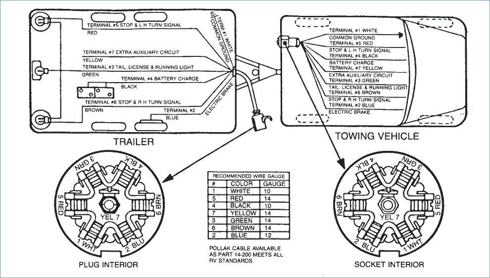 zn4309 circle j trailer wiring diagram wiring diagram