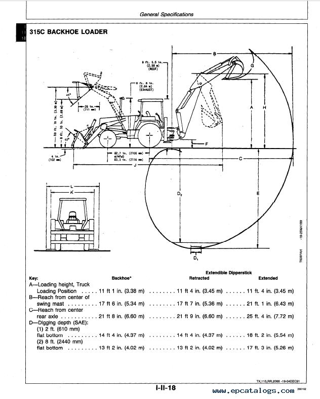 Nz 2682  John Deere 310c Backhoe Wiring Diagram John