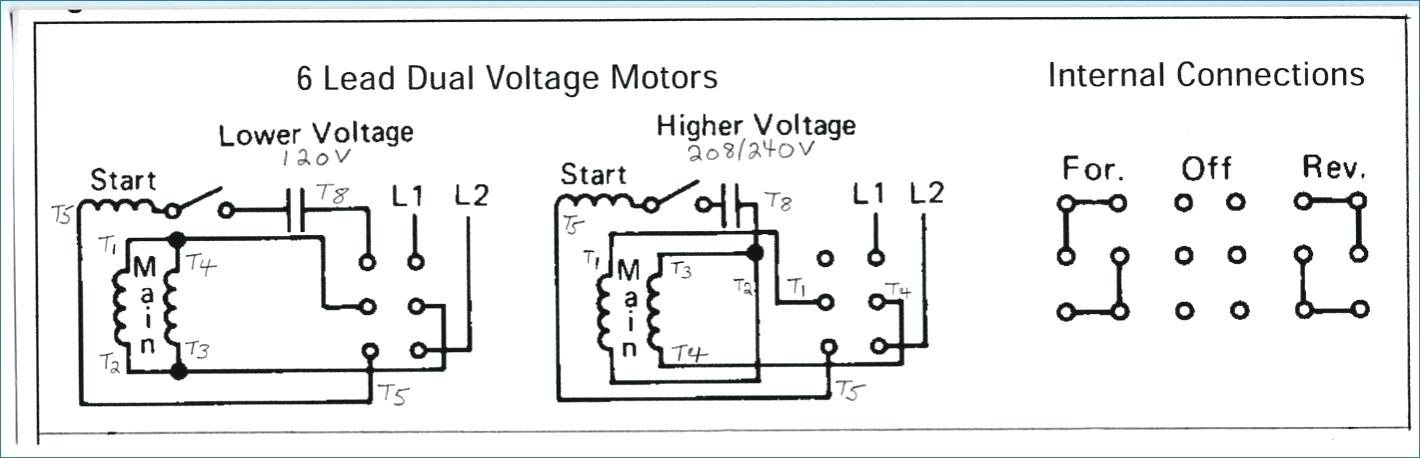 Dl 6011 Motor Wiring Diagrams Also 208 Volt Single Phase Wiring Diagram Free Diagram