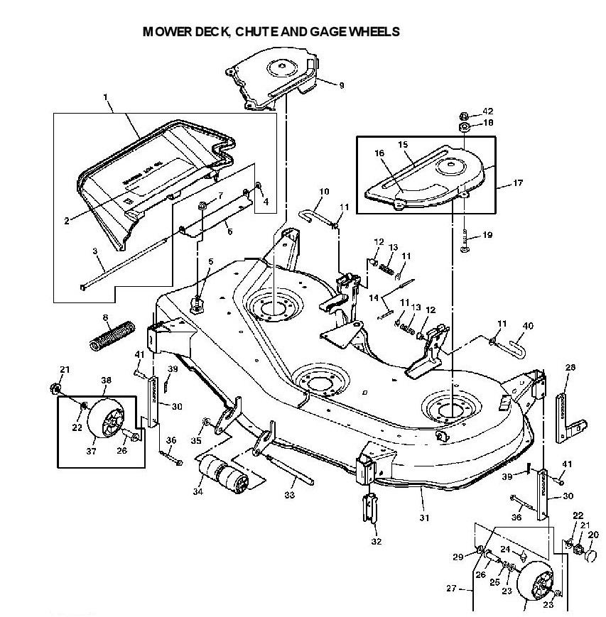 [EQHS_1162]  John Deere X500 Wiring Diagram - Wiring Diagrams Site | John Deere X530 Wiring Diagram |  | karthandiacademy.fr